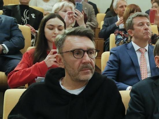 Сергей Шнуров решил баллотироваться в Госдуму