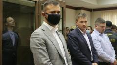 Вердикт суда Сафронов выслушал без эмоций: видео