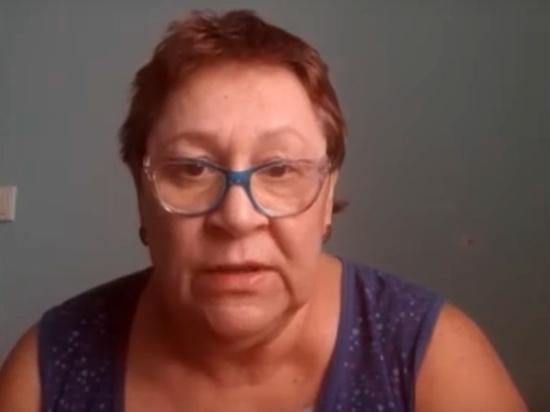 Женщина обвинила краевую медицину в том, что от ковида умирают люди