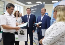 Аэропорт Калуга принял 300-тысячного пассажира