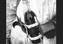 Внушительный арсенал бутылок с зажигательной смесью, сохранившийся со времен войны, извлекли из-под земли поисковики в Тверской области