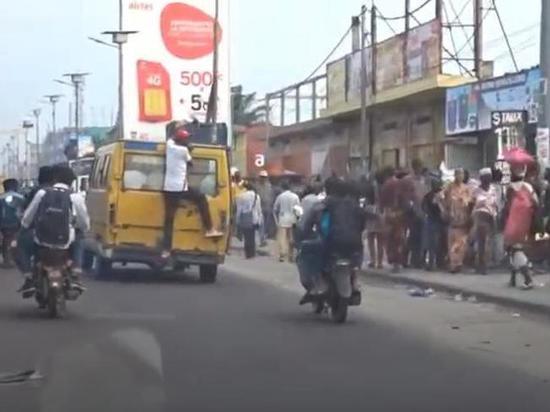 ВОЗ беспокоит вспышка Эболы в Конго