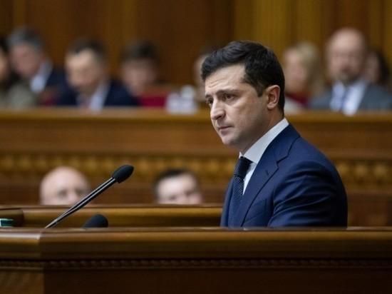 В украинском парламенте обвинили Зеленского в обмане и невыполнении обещаний