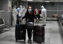 Аэропорт «Уфа» встретил пассажиров из Китая