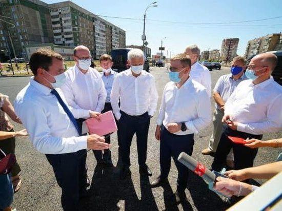«Это не Керченский мост»: губернатора Алексея Текслера возмутили сроки строительства путепровода в Магнитогорске
