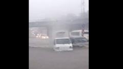 Ростов-на-Дону ушел под воду: видео очевидцев