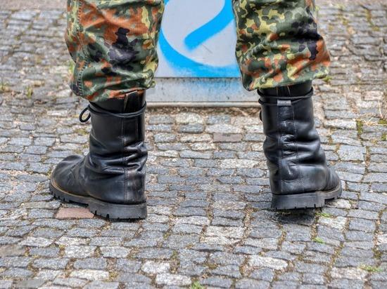 Германия: в Бундесвере пропали десятки тысяч патронов