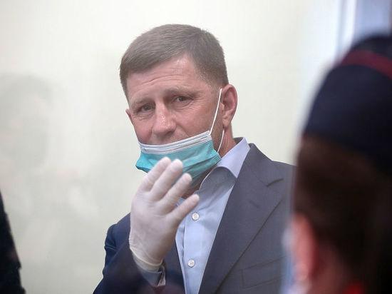 Жириновский рассказал, как в СИЗО издеваются над губернатором Фургалом: «Спровоцировали аллергию»