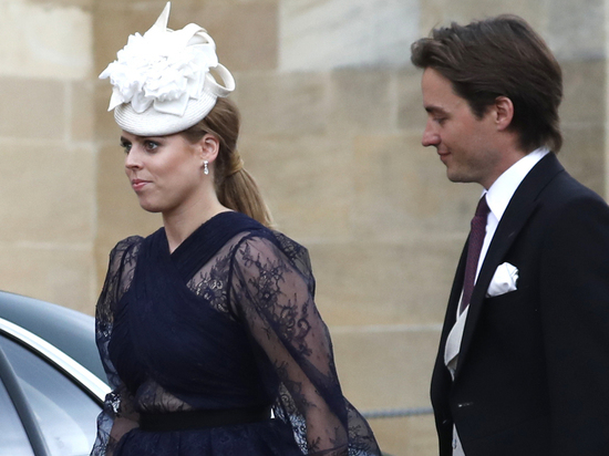Внучка Елизаветы II тайно вышла замуж за итальянского аристократа