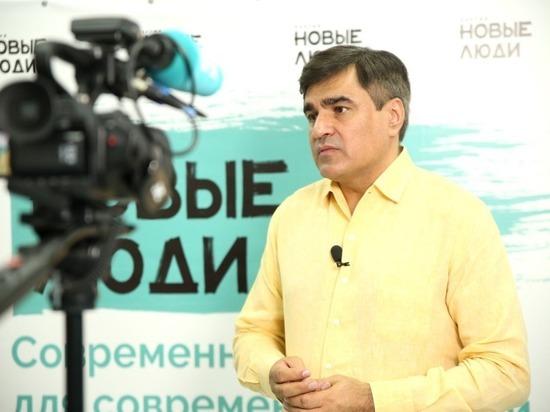 Алексей Нечаев: Партия «Новые люди» – это платформа для реализации новых идей»