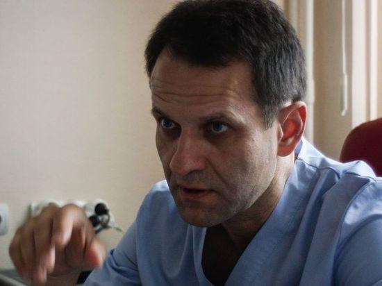 Доктор, уже оправившийся от недуга, подвел итоги первой волны заболевания