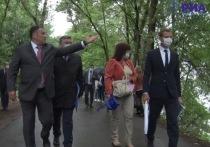 Парк в центре Твери планируют сделать культурной и туристической площадкой