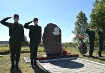 Память лётчика-героя Тимура Апакидзе почтили в Острове
