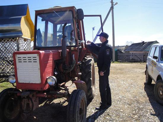 Профилактическая операция «Трактор – 2020» стартует в Вологодской области