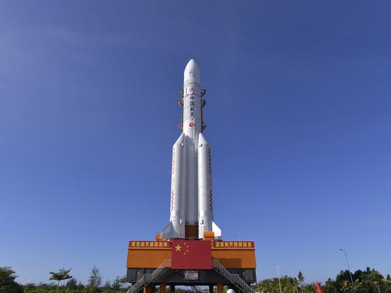 Поднебесная готовится к первому запуску своего аппарата на Красную планету