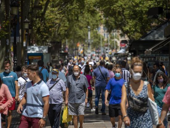 В стране наблюдается резкий скачок заболеваемости коронавирусом