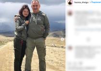 Дочь Шойгу опубликовала редкие фото отца