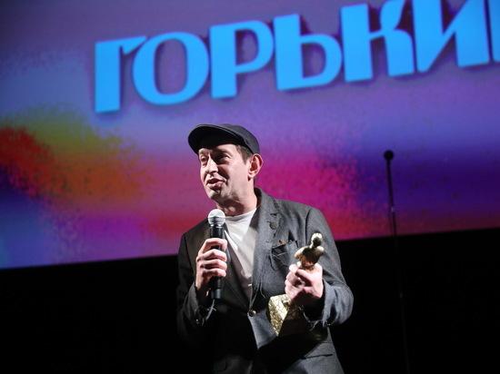 Константин Хабенский получил награду бесконтактно