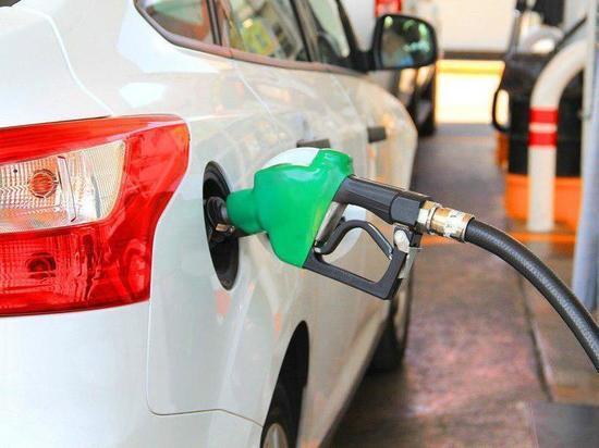 В Хакасии стабилизировались цены на бензин