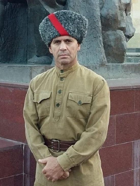 Мухтар Нухов, актер Даргинского музыкально-драматического театра имени Омарла Батырая, заслуженный артист Дагестана, в Калмыкии известен не менее, чем у себя на родине