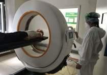 Мобильный компьютерный томограф от мэрии Москвы  заработал в Туве