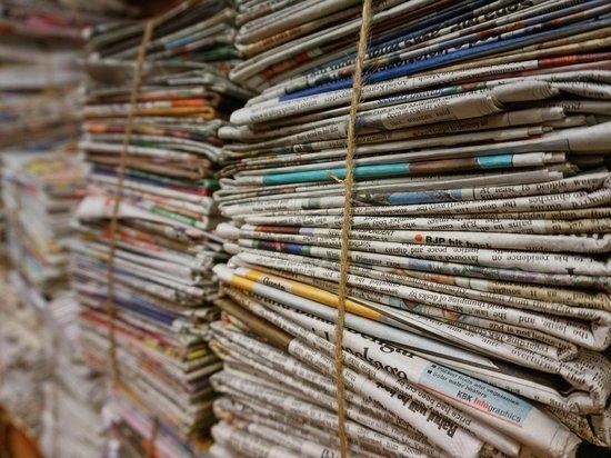 Кабмин внес в ГД законопроект о налоговой поддержке СМИ и издательств