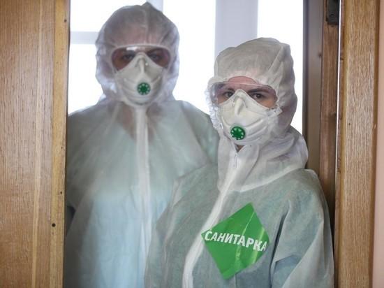 В России зарегистрировали 6109 новых случаев коронавируса