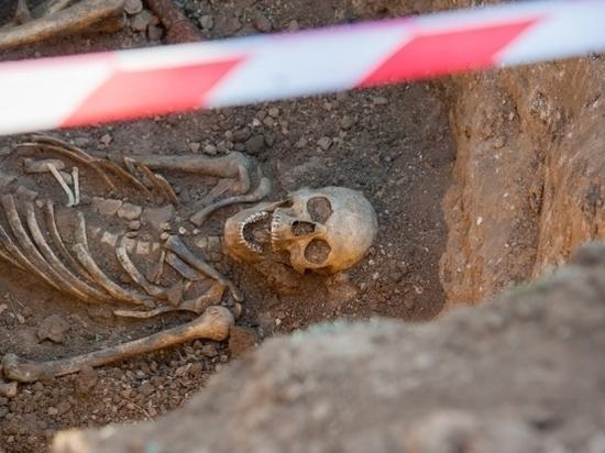 СМИ: в Волгограде на набережной нашли фрагменты человеческого тела