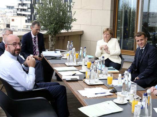a85ddf3cc4137a8562e039c31cbb4eae - Саммит Евросоюза зашел в тупик: споры продлили на день