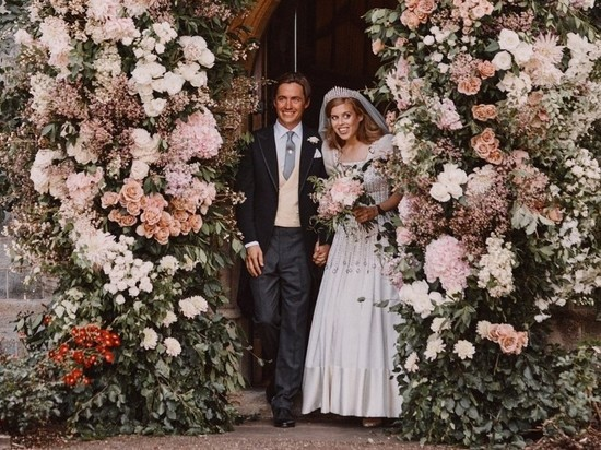 Папу невесты спрятали от папарацци