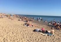 До конца июля в Крыму температурных рекордов не ожидается