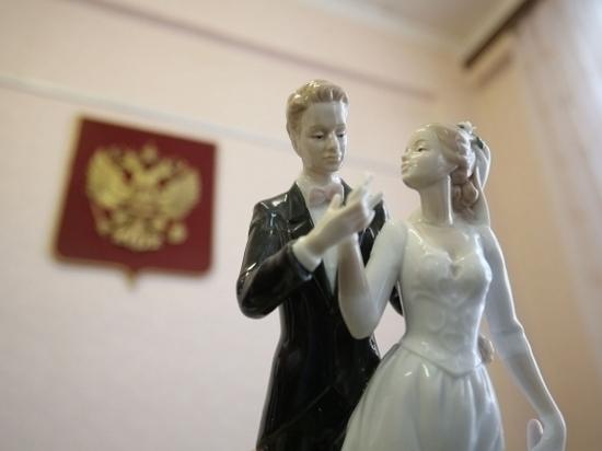 Волгоградские пары стали реже разводиться