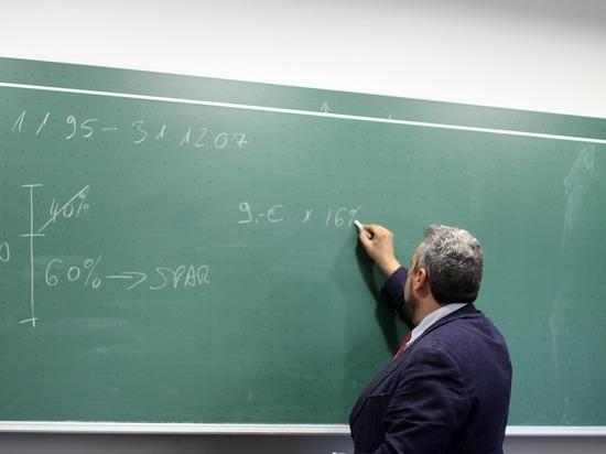 Учителям планируют увеличить отпуск и отрегулировать размер оклада