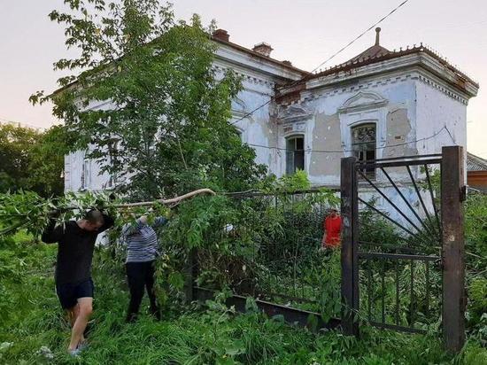 В Тюменском районе в разгаре кампания по благоустройству