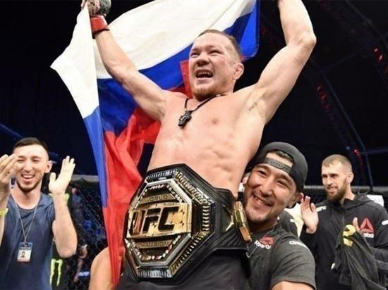 Петра Яна назвали бумажным чемпионом UFC