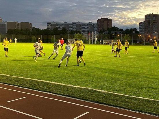 Стартовал Чемпионат городского округа Чехов по футболу