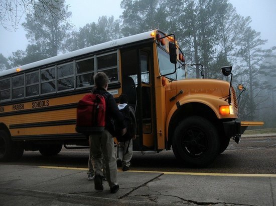 Водитель врезавшегося в остановку автобуса могла перепутать газ и тормоз