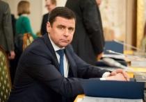 Ярославский губернатор Дмитрий Миронов станет губернатором Хабаровского края