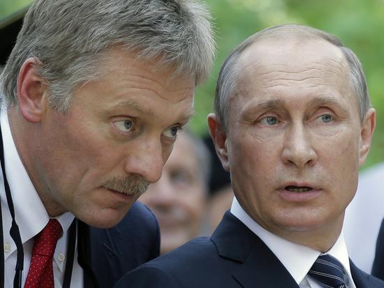 Песков рассказал, делали ли Путину прививку от коронавируса
