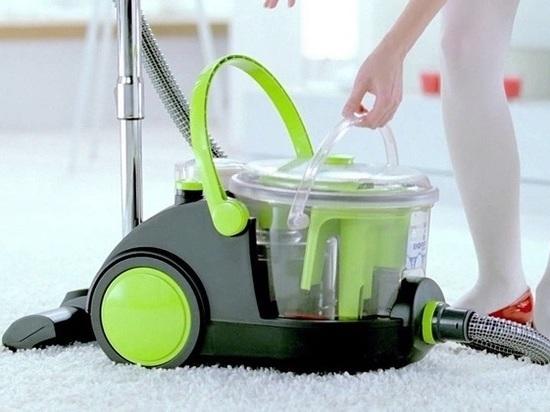 Почему стоит выбрать пылесос с аквафильтром