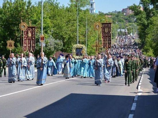 Роспотребнадзор просит жителей Хакасии не участвовать в крестном ходе