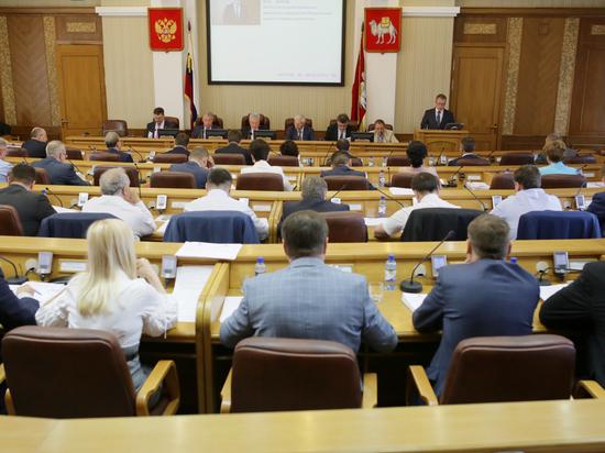 Количество кандидатов в депутаты Заксобрания Челябинской области станет известно после 25 июля
