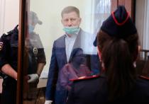 Путин отправил Фургала в отставку «в связи с утратой доверия»