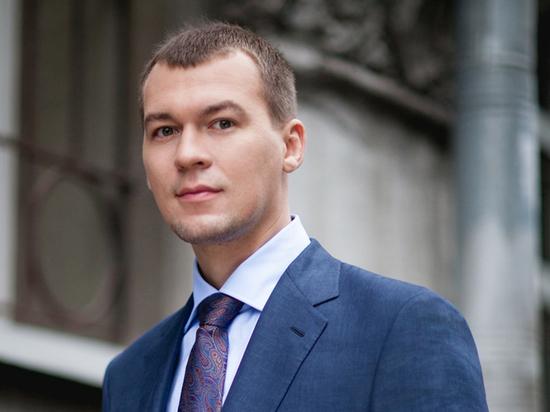 Дегтярев сменит Фургала на посту главы Хабаровского края