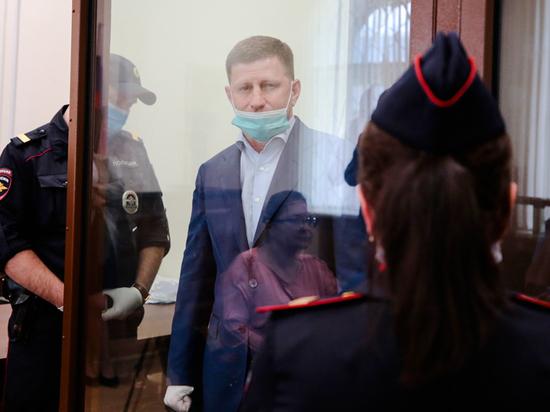 Обязанности губернатора Хабаровского края взял на себя Михаил Дегтярев