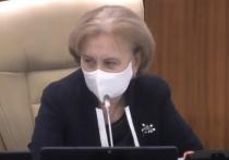 Гречаный объяснила, почему оппозиция спровоцировала хаос в парламенте
