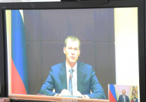 Путин отправил в отставку Фургала и назначил врио губернатора