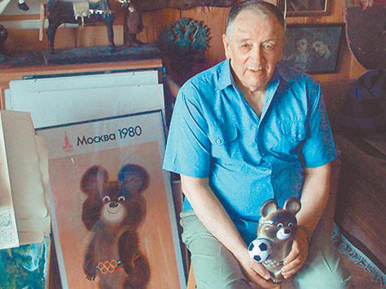 Cкончался создатель олимпийского мишки ВикторЧижиков