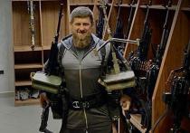 Официальный Вашингтон внес главу Чечни Рамзана Кадырова в свой «черный список», что означает запрет на въезд в США