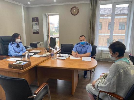 В Бурятии три чиновника пожаловались прокурору на несправедливость